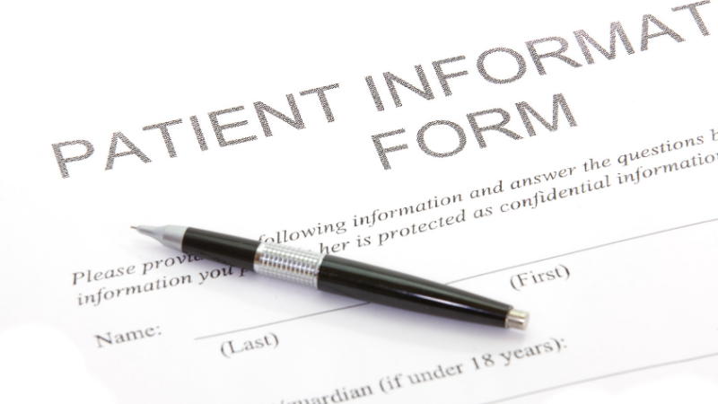 Is Your New Patient Form Undermining Your Marketing Efforts_