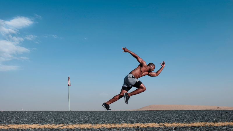 2 Lessons About Winning From Usain Bolt